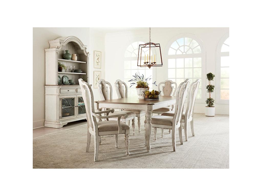 Standard Furniture Stevenson ManorBuffet and Hutch