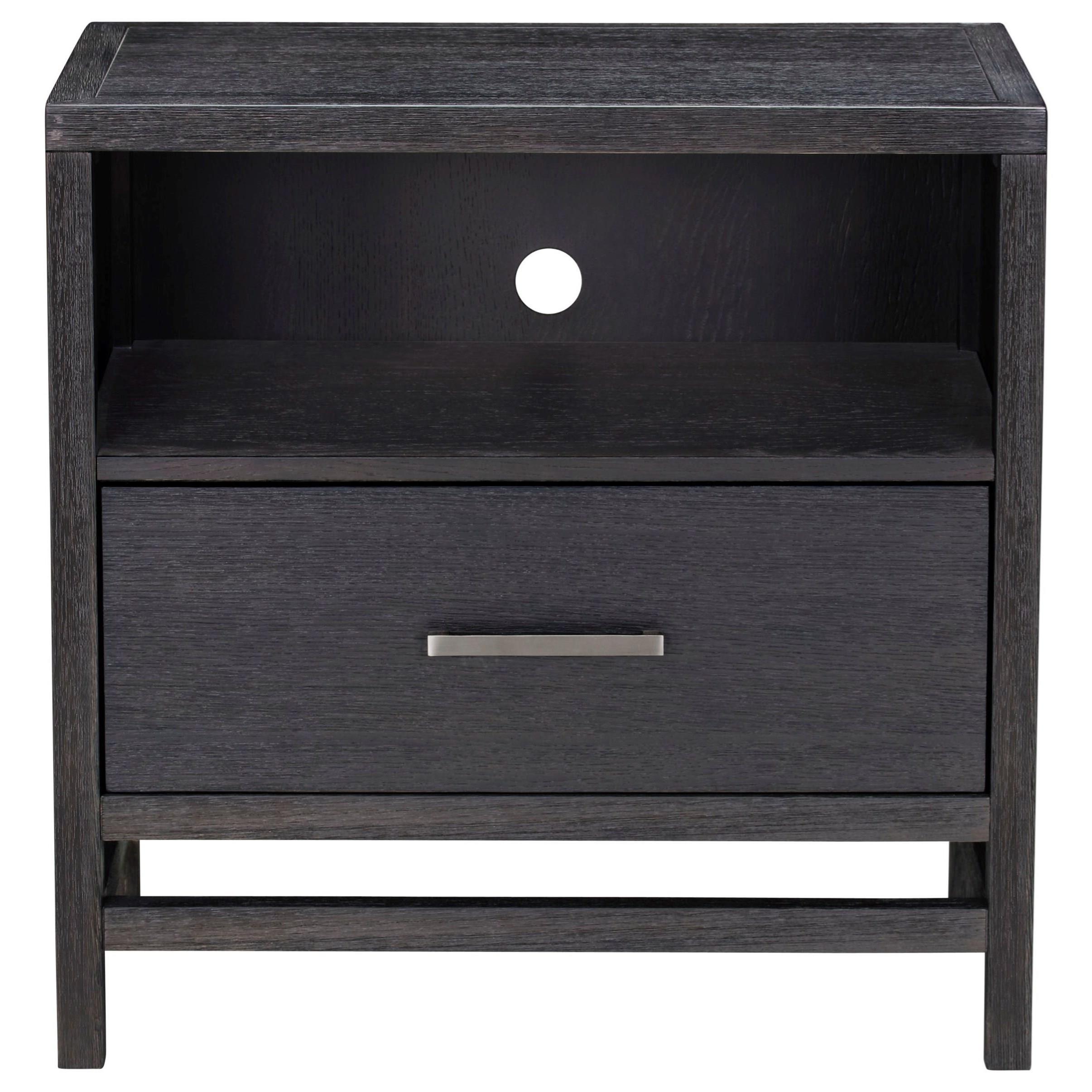 Standard Furniture Thomas Black 86107 Contemporary