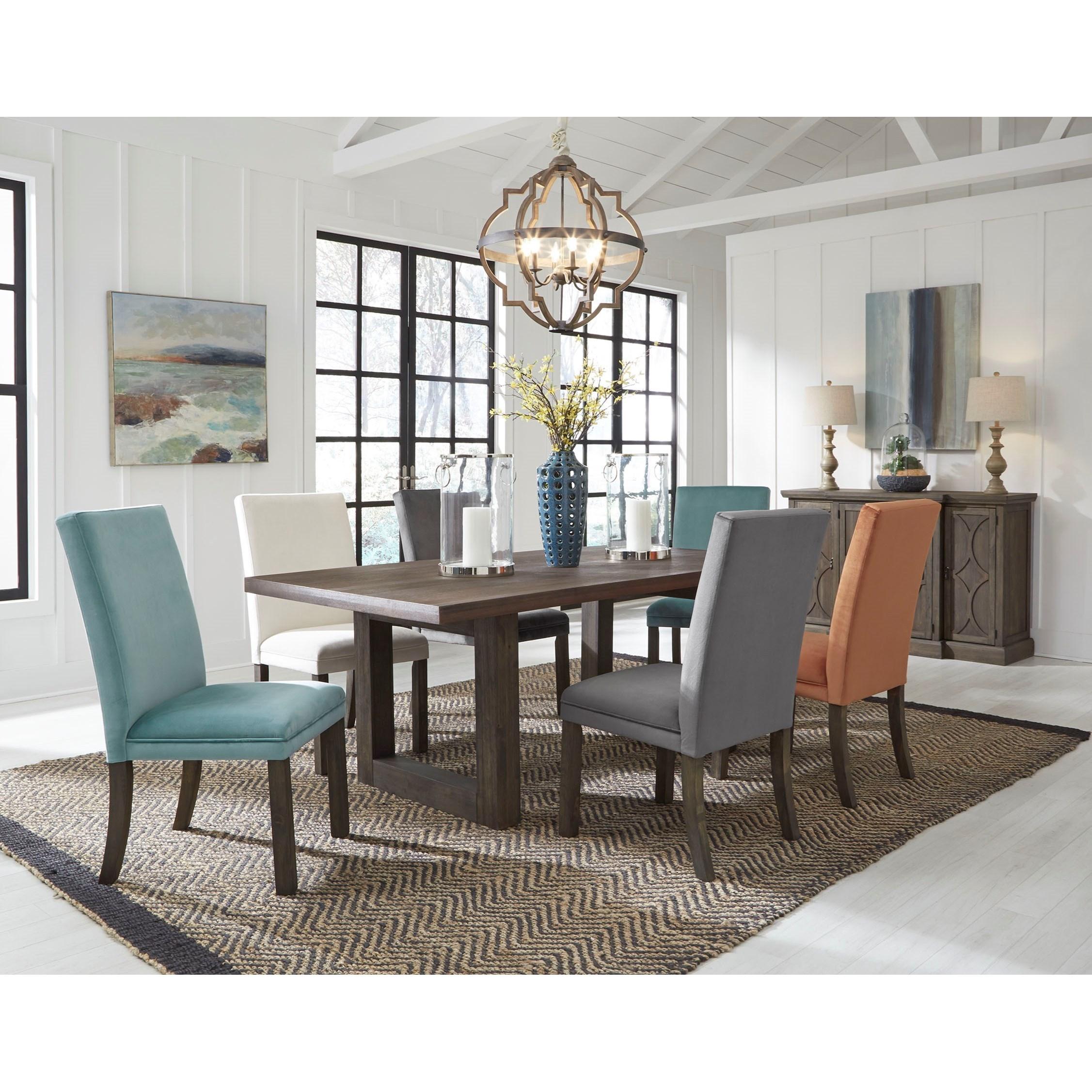 Ordinaire Standard Furniture Trenton Casual Dining Room Group