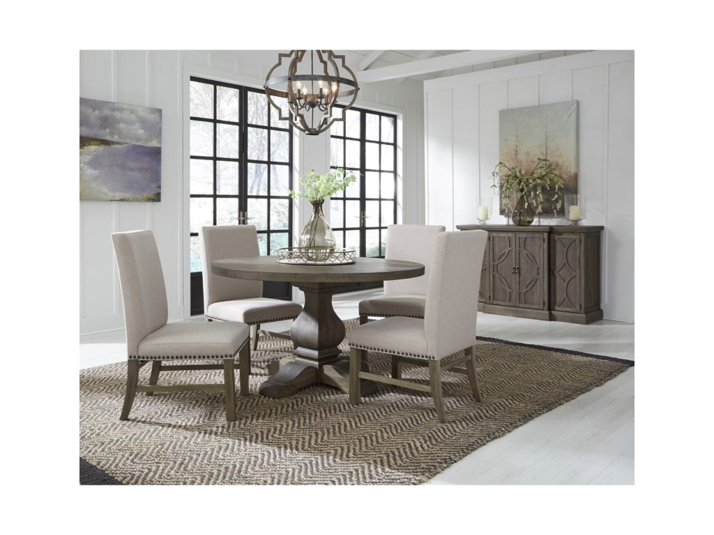 Standard Furniture Trenton Casual Dining Room Group Knight