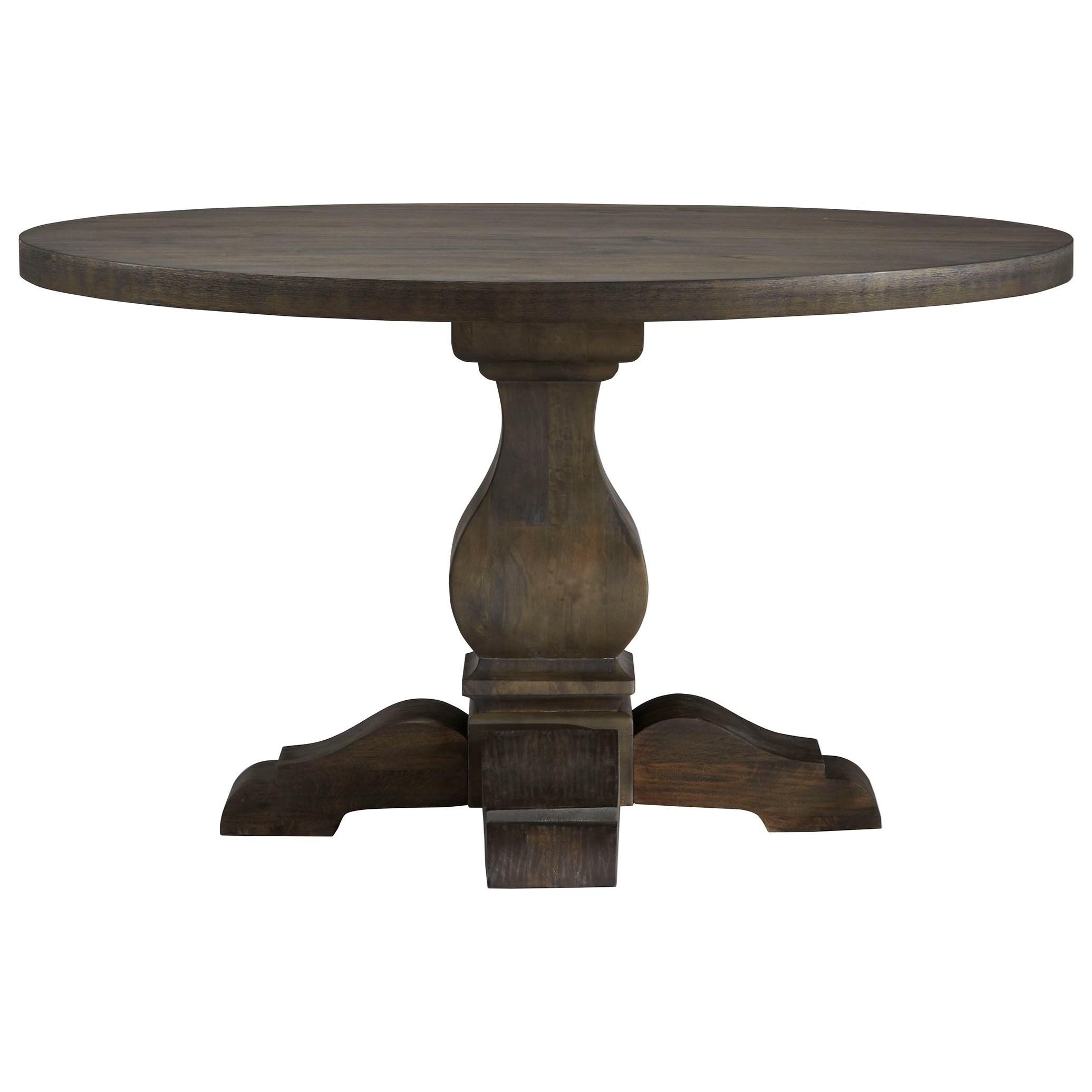 Standard Furniture TrentonRound Pedestal Table ...