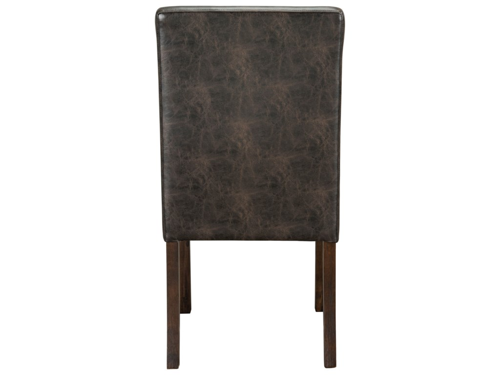 Standard Furniture TrentonChair,Side Uph-Sierra Pu 2/Ctn