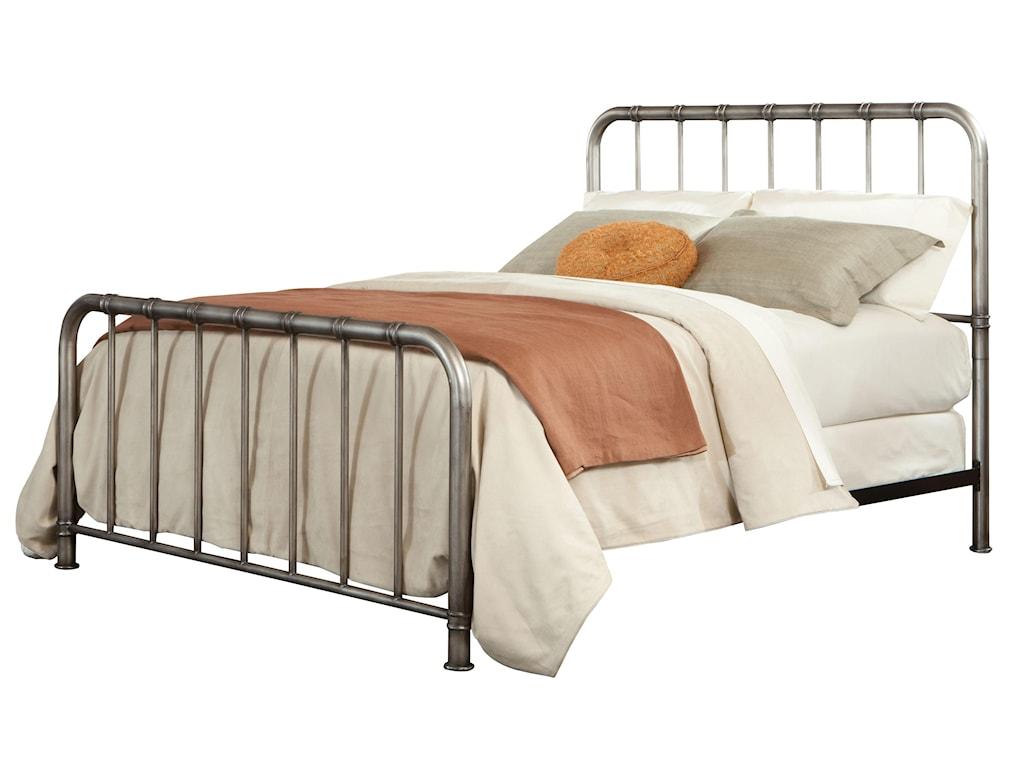 Standard Furniture TristenKing Metal Bed
