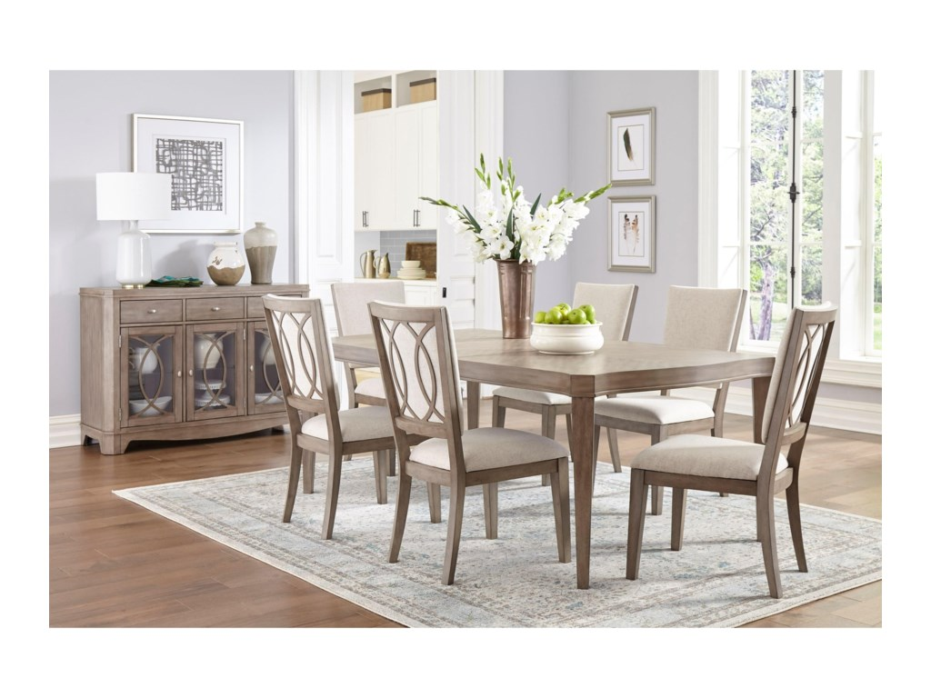 Standard Furniture VenueUpholstered Side Chair