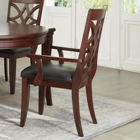 Dining Arm Chair 2-Pack