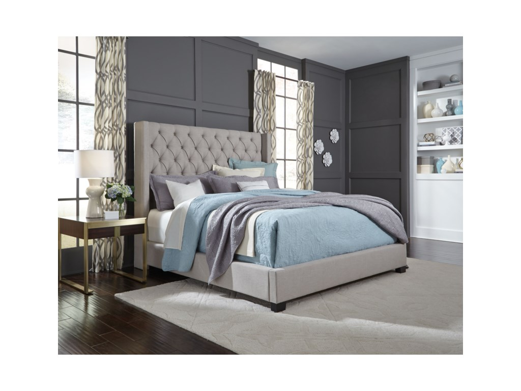 Standard Furniture WesterlyQueen Upholstered Bed