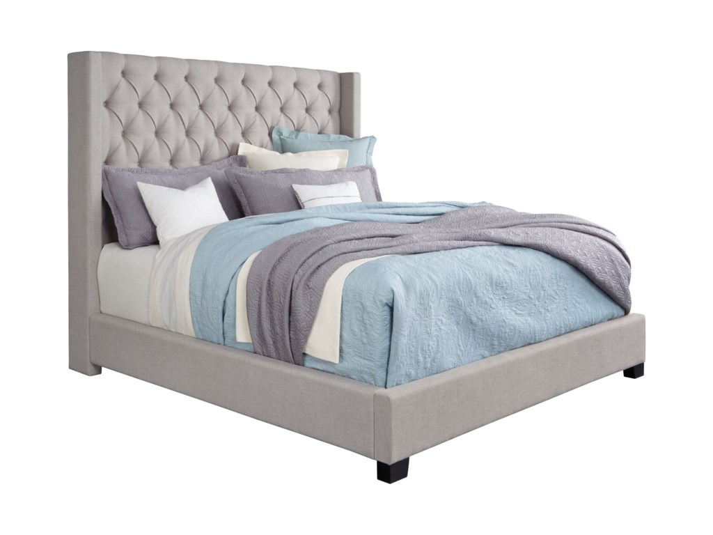 Standard Furniture WesterlyKing Upholstered Bed