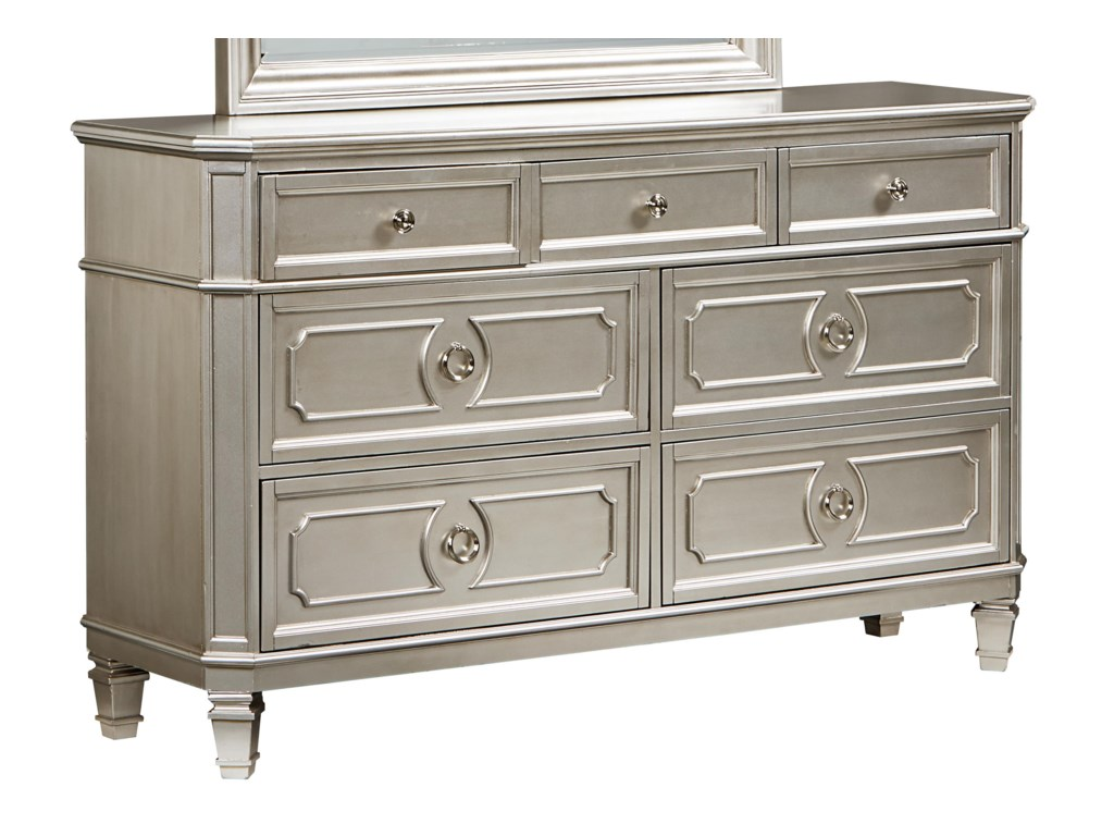 Standard Furniture Windsor SilverDresser