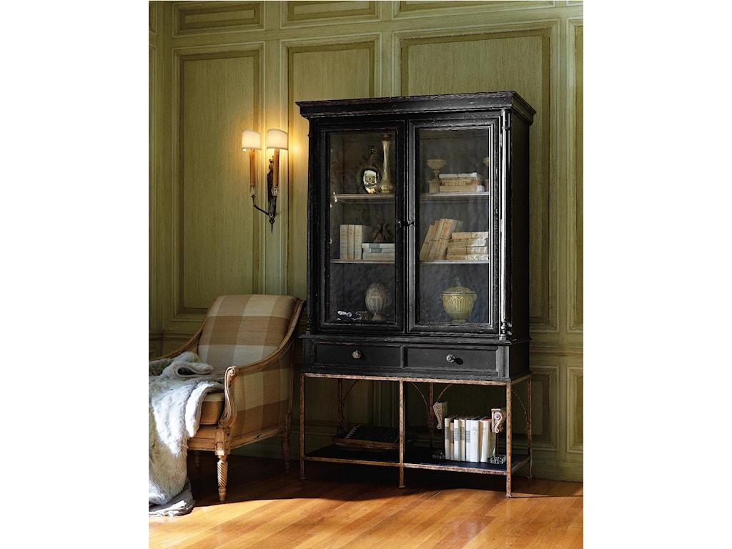 Stanley Furniture ArrondissementSalon Cercle Display Cabinet