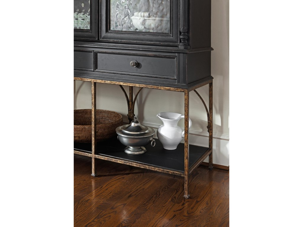 Stanley Furniture ArrondissementSalon Cercle Display Cabinet