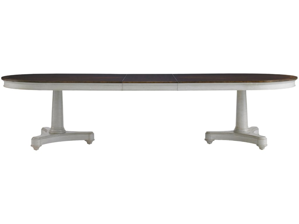 With 22 Inch Leaf to Extend Table