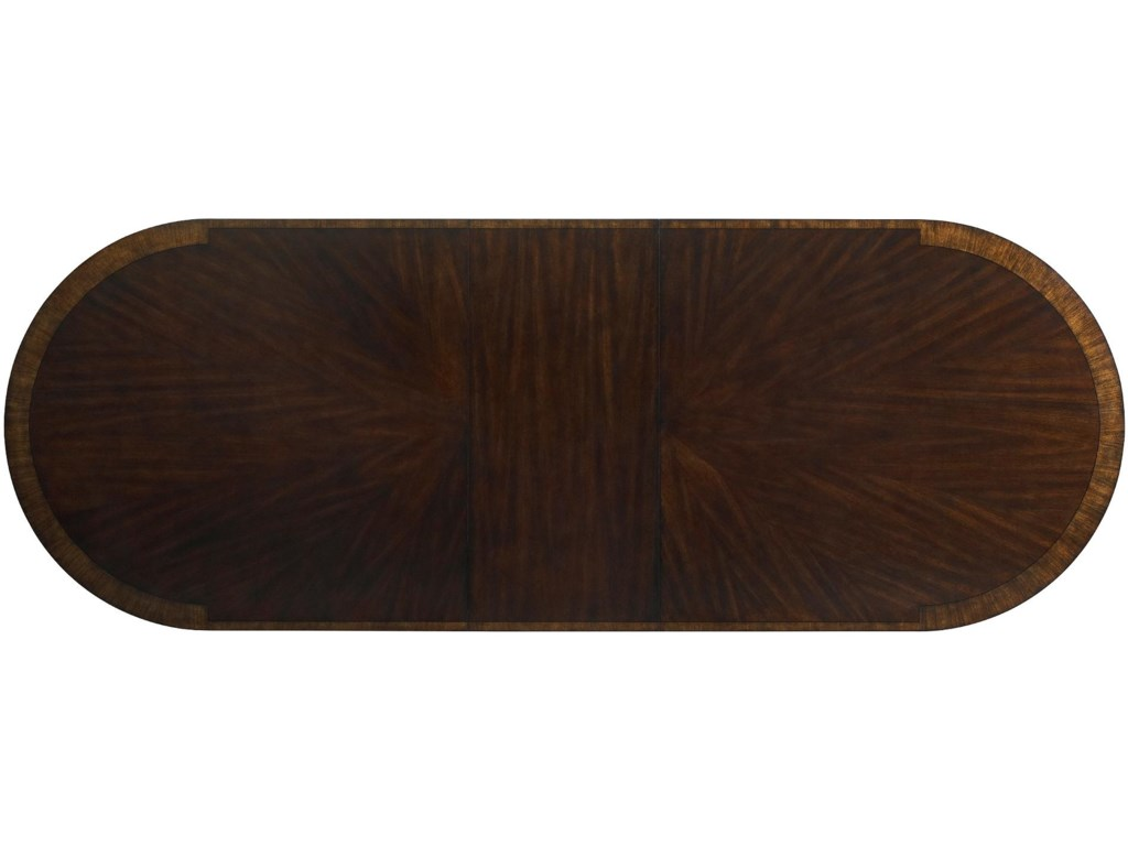Classic Mahogany Top with 22 Inch Leaf