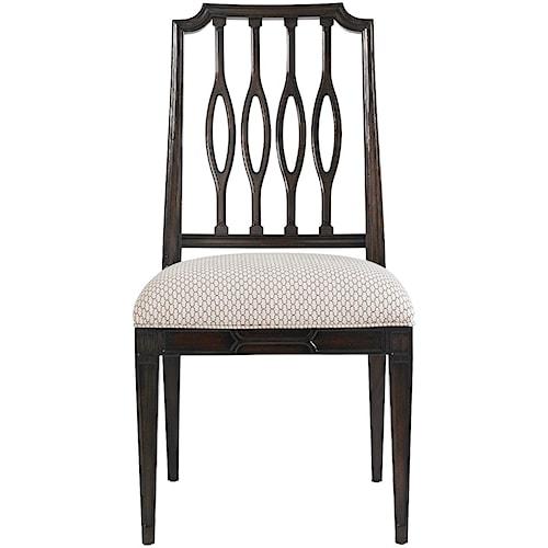 Stanley Furniture Charleston Regency Cooper Dining Side Chair
