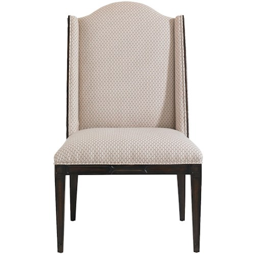 Stanley Furniture Charleston Regency Fully Upholstered Ashley Host Chair