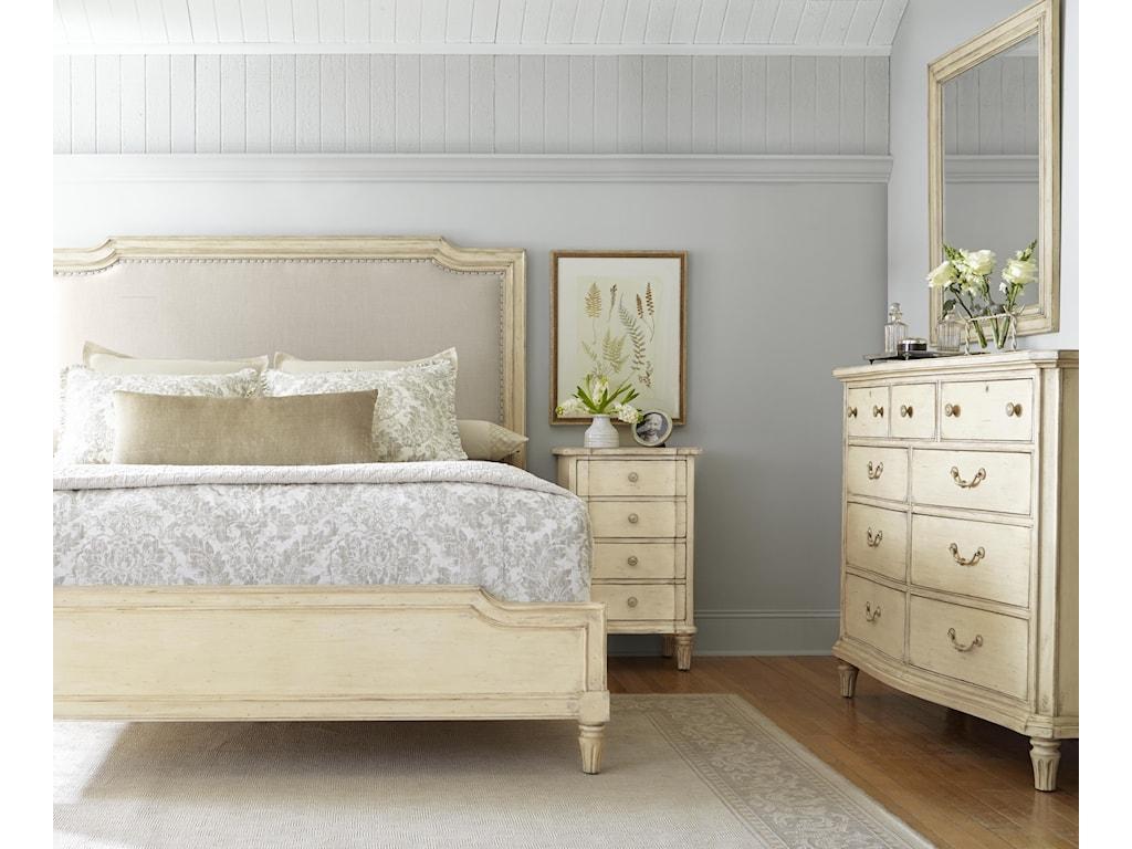 Stanley Furniture European CottageLandscape Mirror