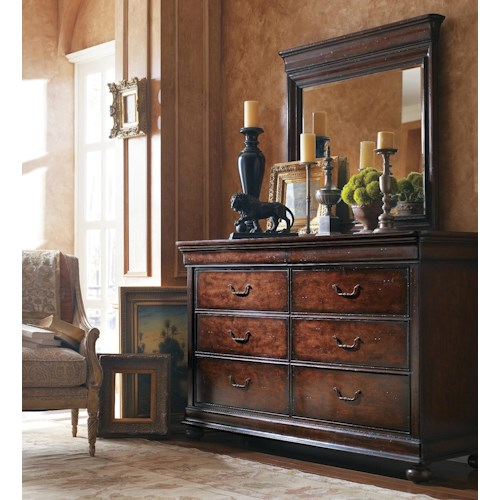Stanley Furniture The Classic Portfolio Louis Philippe