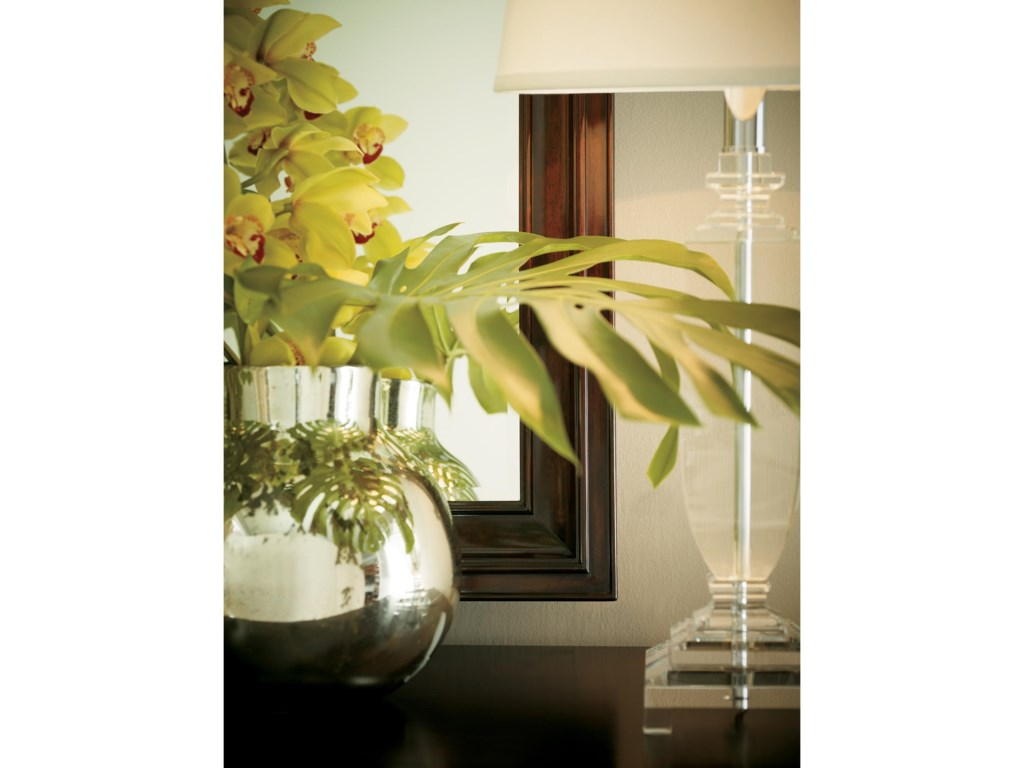 Stanley Furniture TransitionalLandscape Mirror