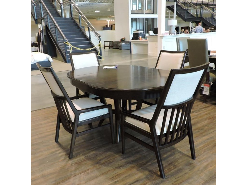 Stanley Furniture ClearanceDining Table w/ 4 Side Chairs