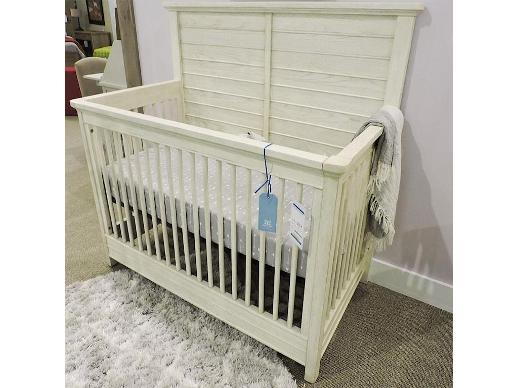 Stanley Furniture ClearanceVanilla Oak Crib