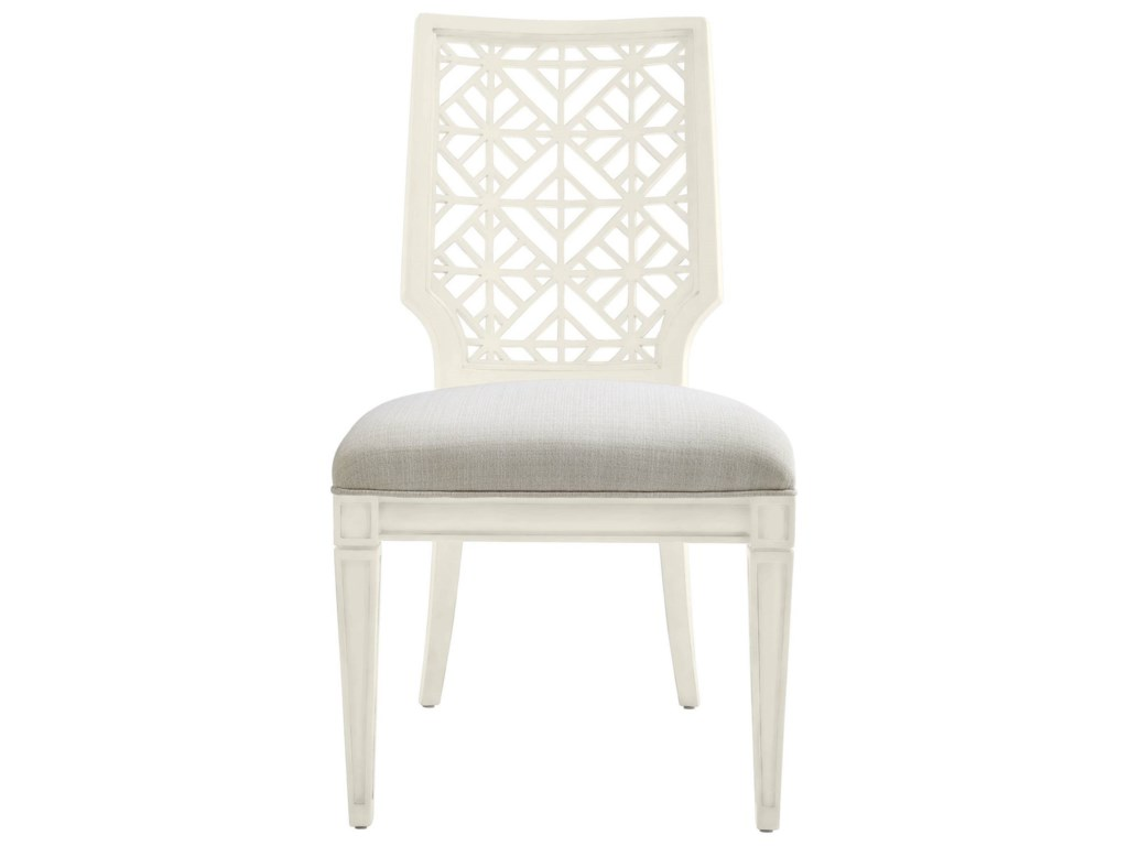 Stanley Furniture Coastal Living Oasis 527-21-60 Catalina Side Chair ...