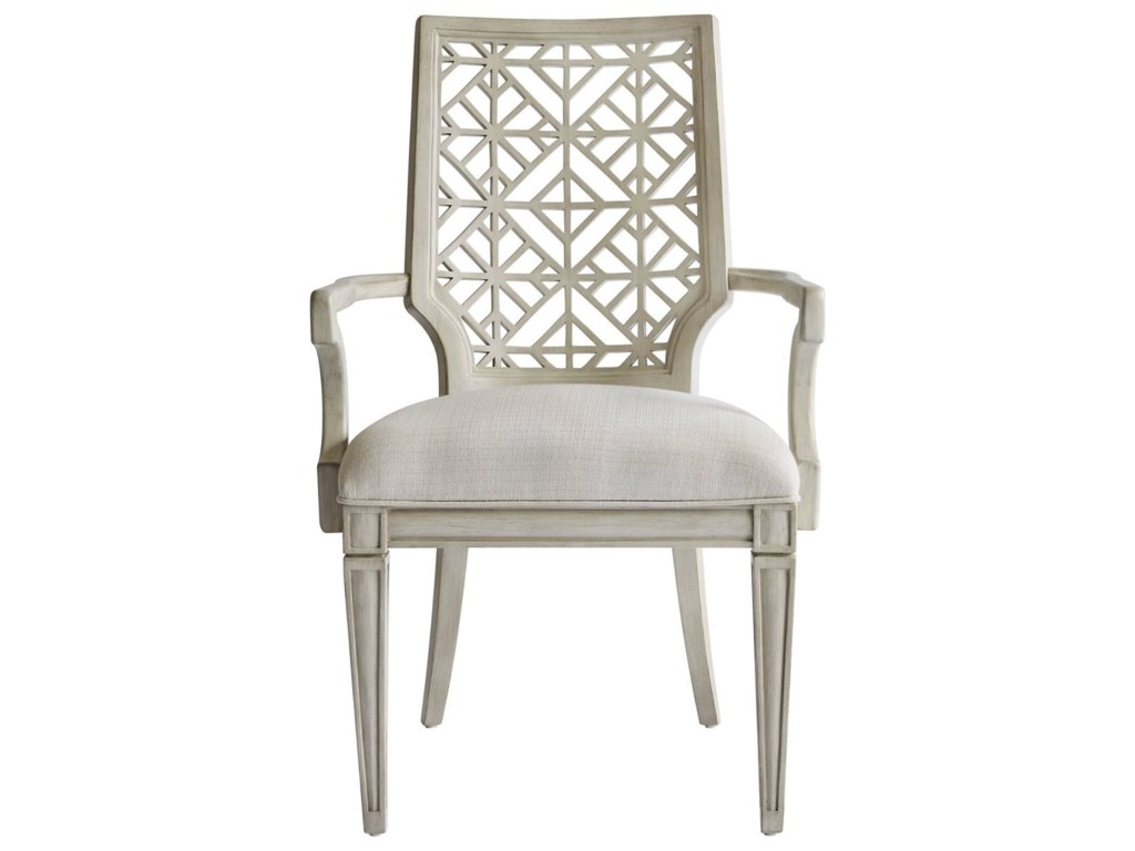 Stanley Furniture Coastal Living Oasis 527-51-70 Catalina Arm Chair ...