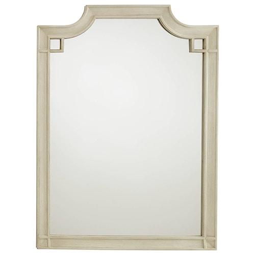 Stanley Furniture Coastal Living Oasis Silver Lake Vertical Mirror