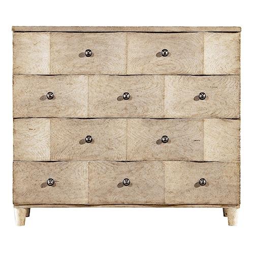 Stanley Furniture Coastal Living Resort 4 Drawer Ocean Breaker Dresser