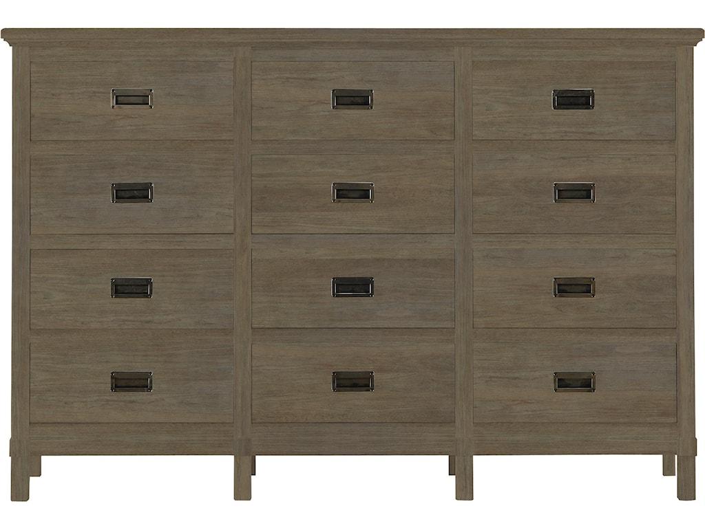 Stanley Furniture Coastal Living Resort 12 Drawer Haven S Harbor Dresser Belfort Dressers