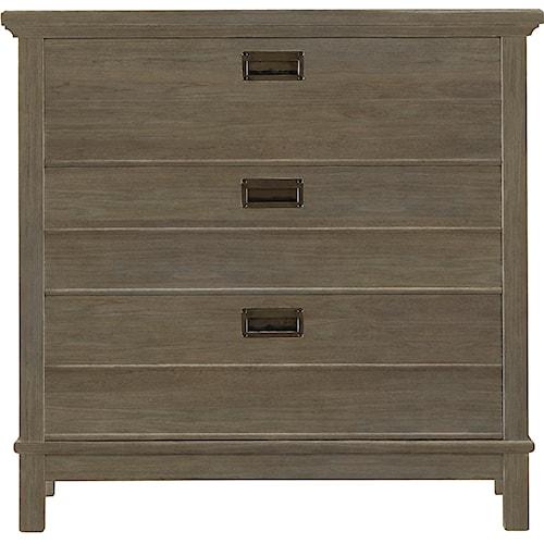 Stanley Furniture Coastal Living Resort 3 Drawer Cape Comber Bachelor's Chest