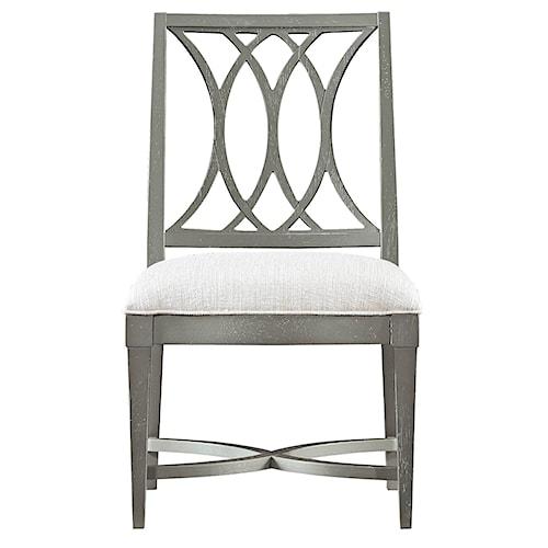 Stanley Furniture Coastal Living Resort Heritage Coast Side Chair