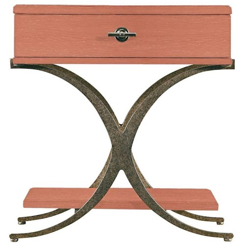 Stanley Furniture Coastal Living Resort Windward Dune End Table