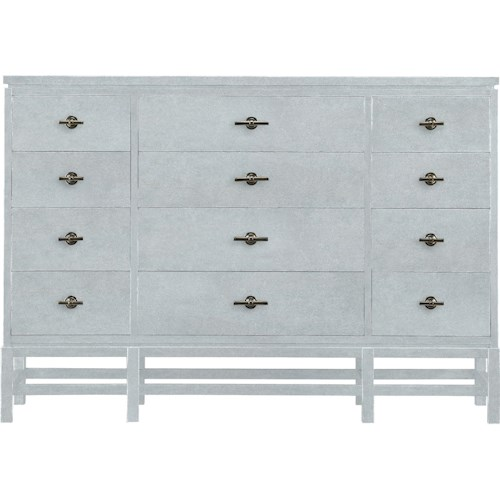 Stanley Furniture Coastal Living Resort 12 Drawer Tranquility Isle Dresser