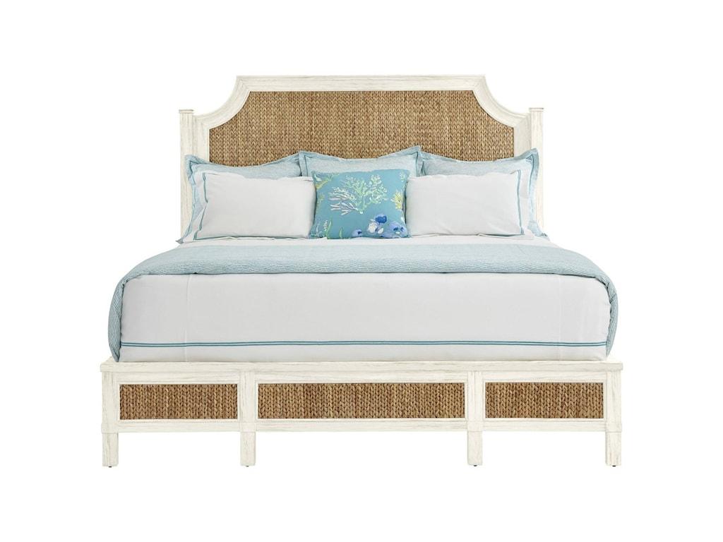 Stanley Furniture Coastal Living Resort 062-N3-41 Queen Water Meadow ...