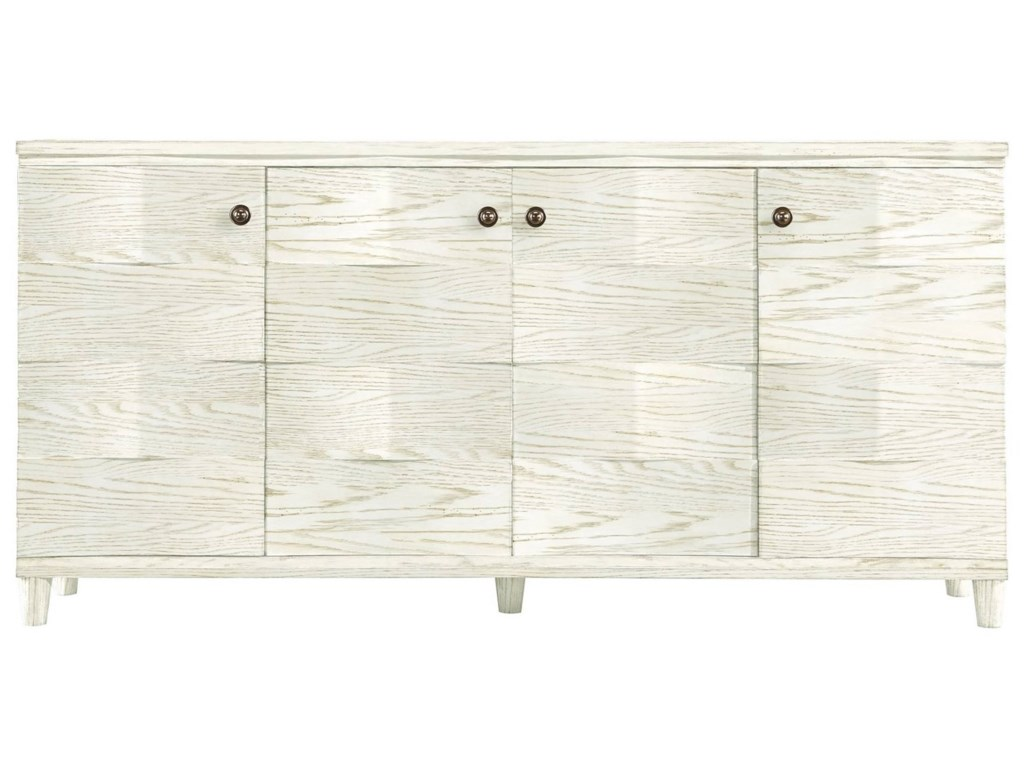 stanley furniture coastal living resort ocean breakers console with