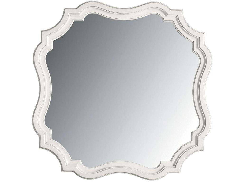 stanley furniture coastal living retreat piecrust mirror colder s