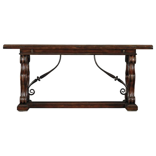 Stanley Furniture Costa del Sol Charneira Family Console Table