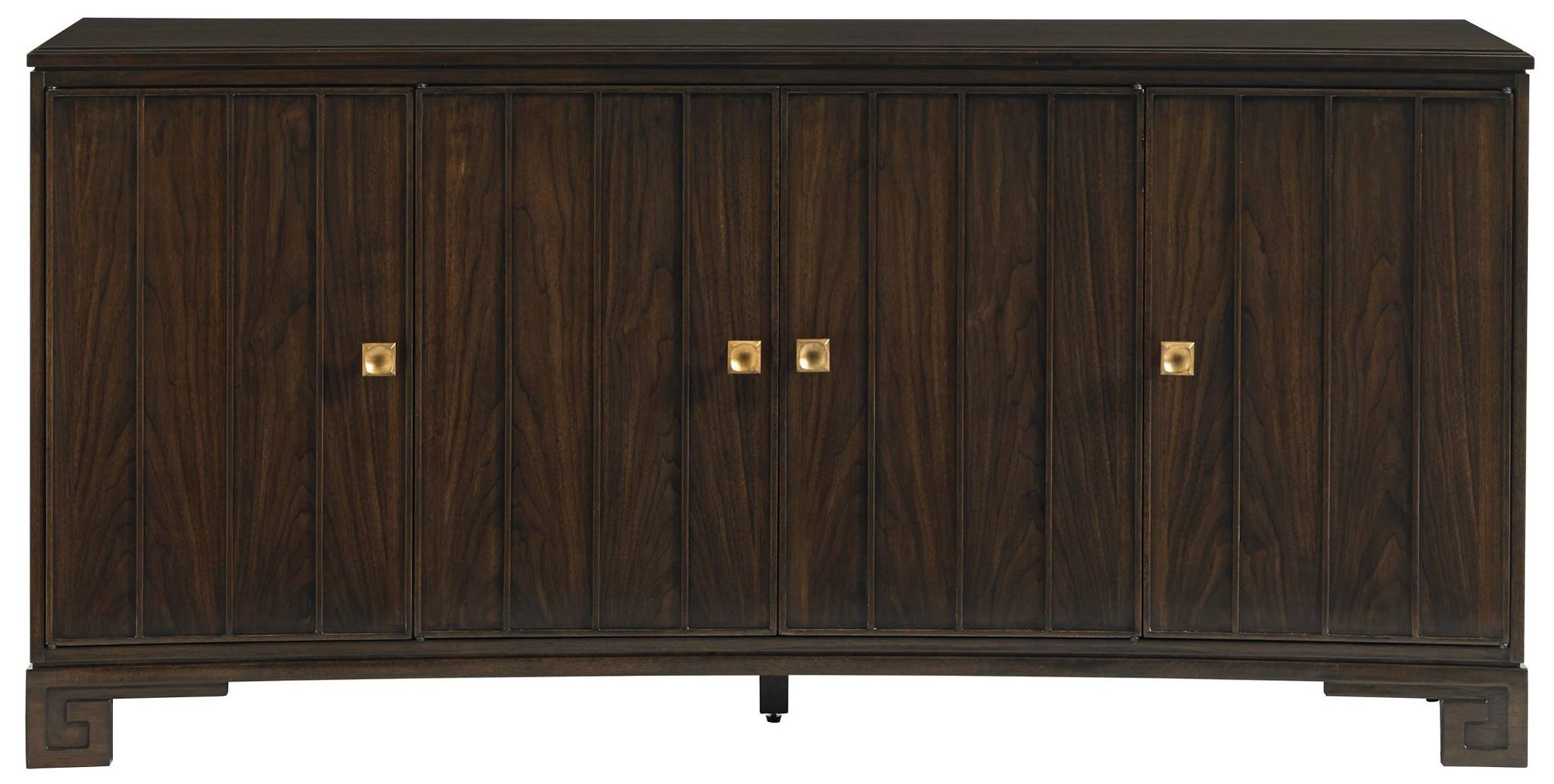 Great Stanley Furniture Crestaire Monterey Buffet With Concave Front   Baeru0027s  Furniture   Buffets