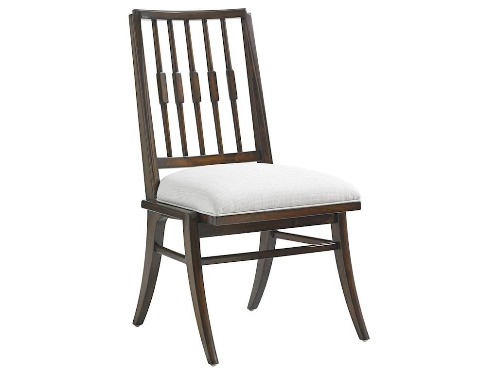 Stanley Furniture CrestaireSavoy Side Chair
