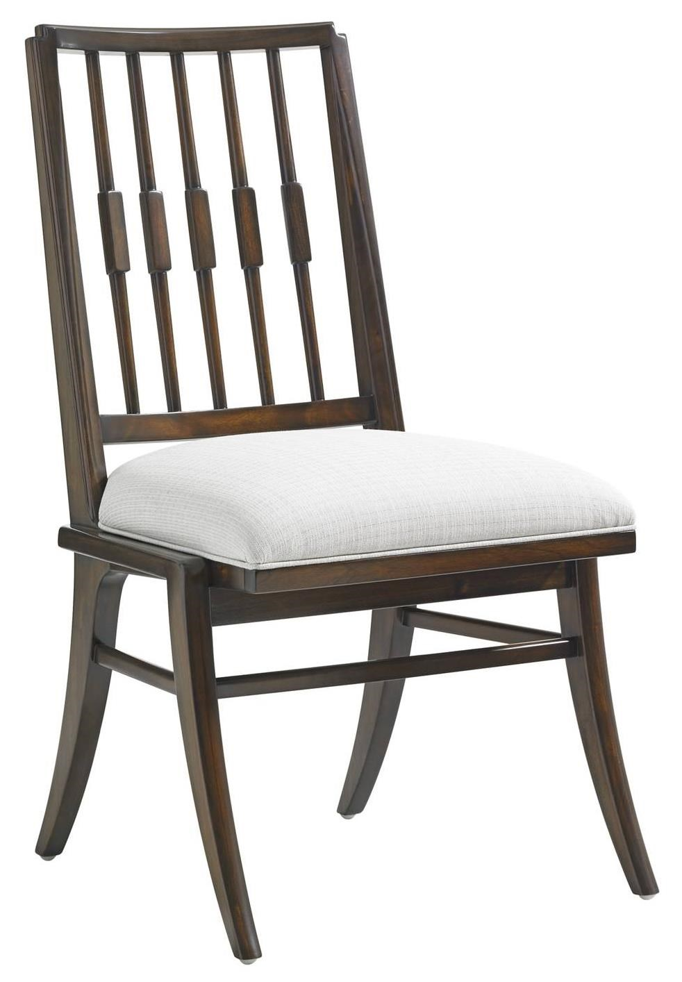 Stanley Furniture CrestaireSavoy Side Chair ...