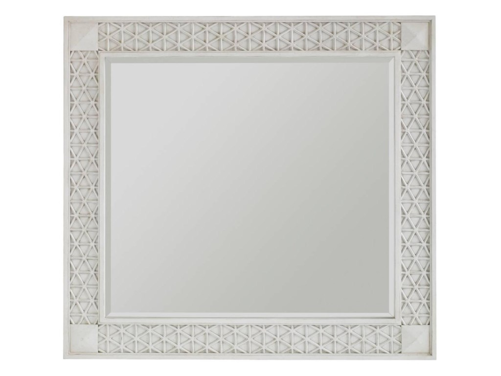 Stanley Furniture Cypress Grove Dresser with Mirror