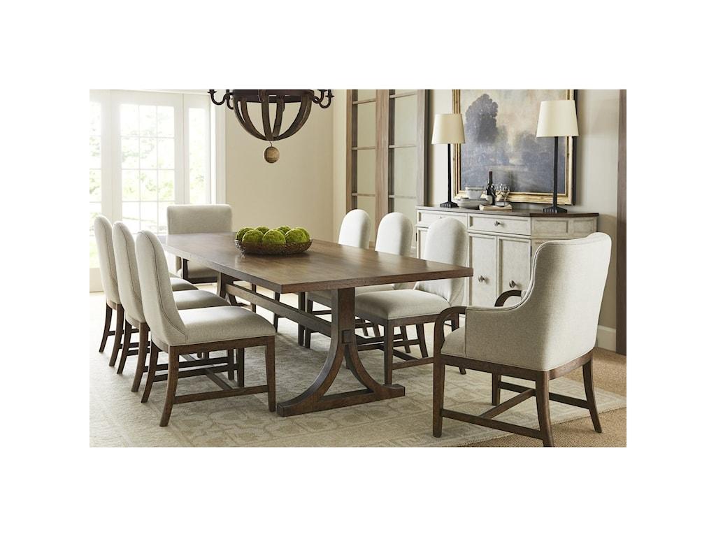 Stanley Furniture HillsideFormal Dining Group