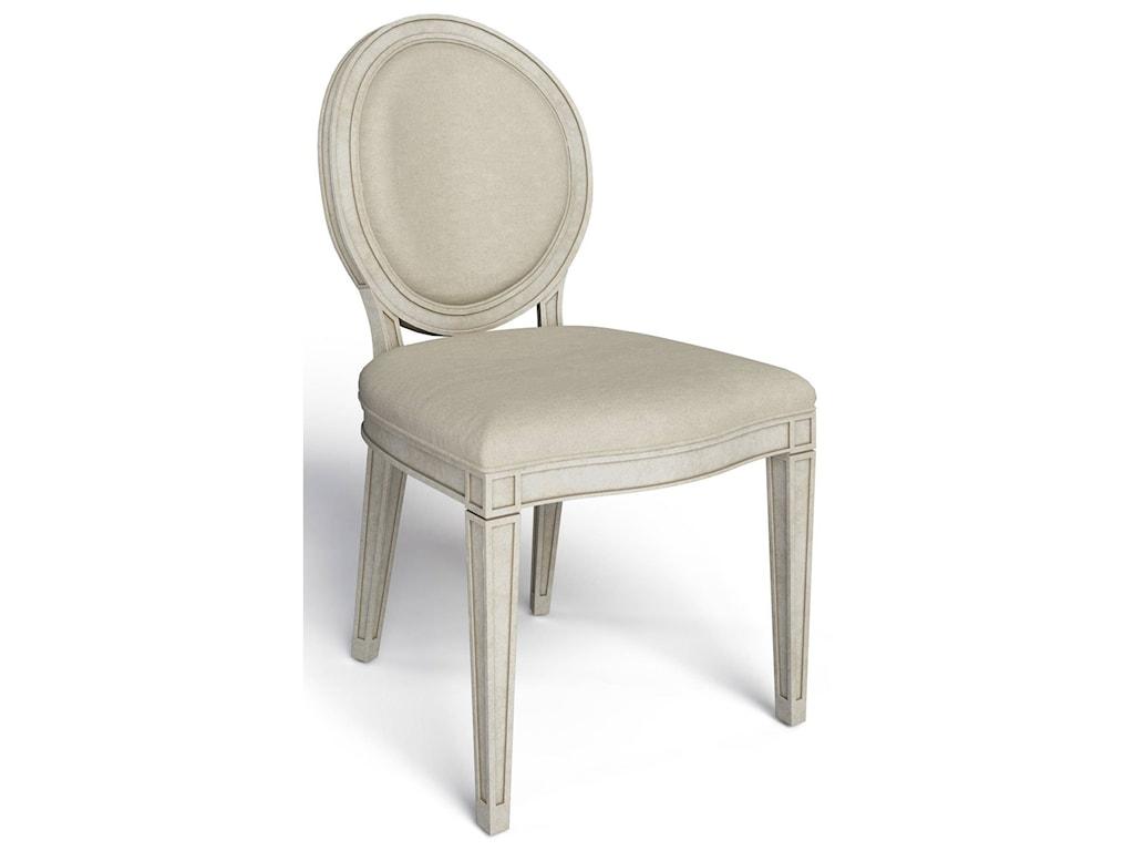 Stanley Furniture HillsideOval Side Chair