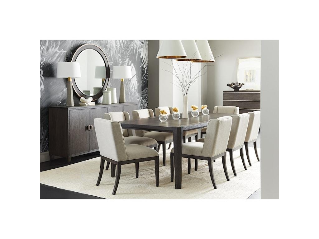 Stanley Furniture Horizon9-Piece Rectangular Dining Table Set
