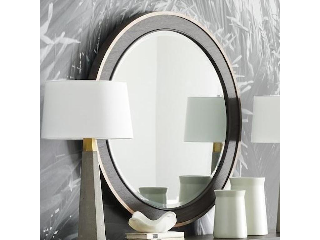 Stanley Furniture HorizonRound Mirror