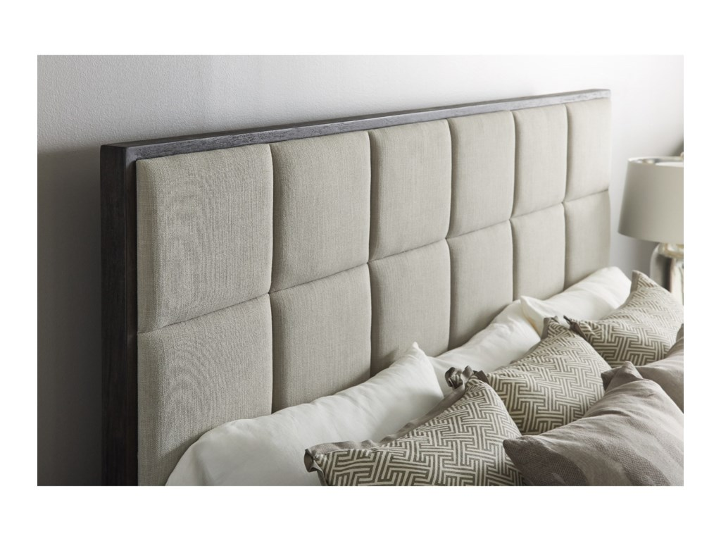 Stanley Furniture HorizonQueen Upholstered Bed