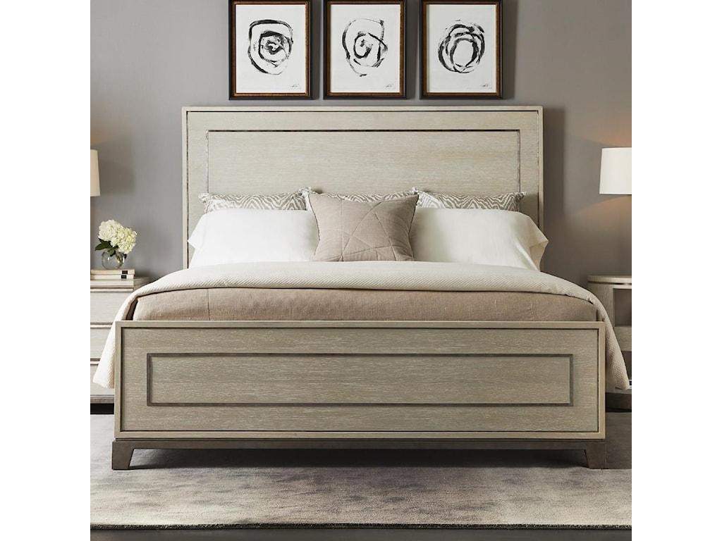 Stanley Furniture HorizonKing Panel Bed