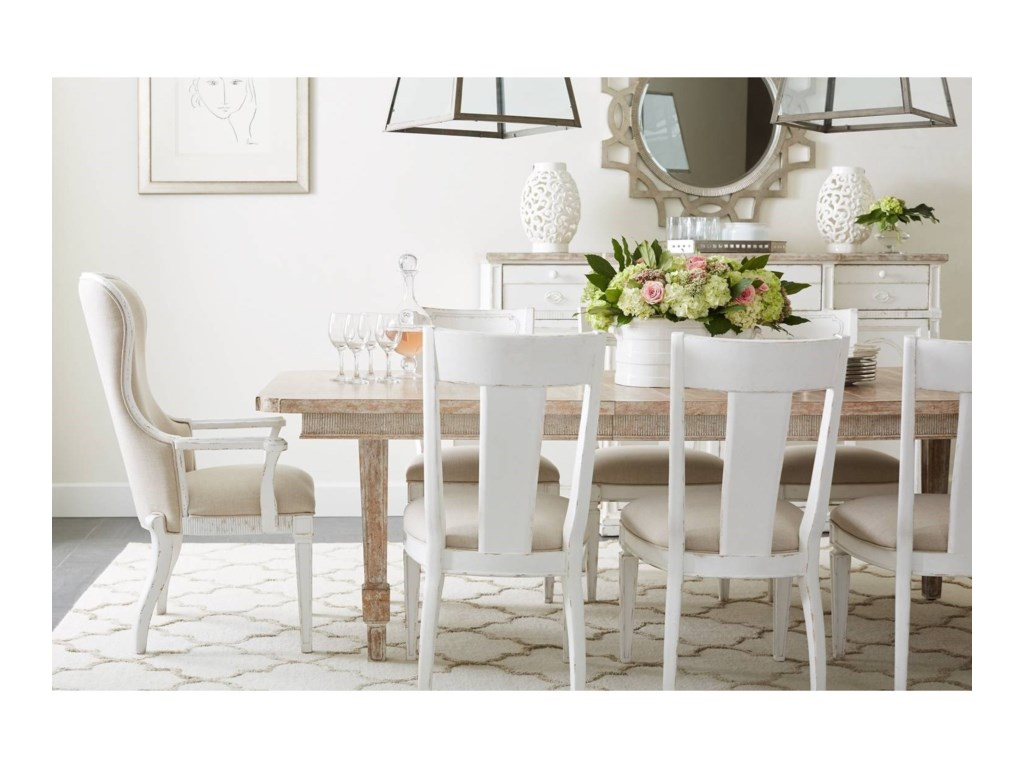 Stanley Furniture Juniper Dell 9-Piece Dining Table Set | Dunk ...