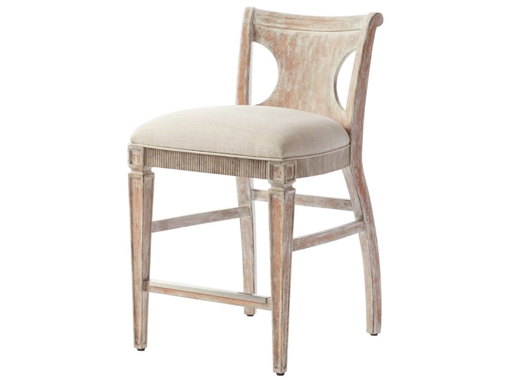 5b4fb4d247d Stanley Furniture Juniper Dell 615-61-72 Counter Stool with ...