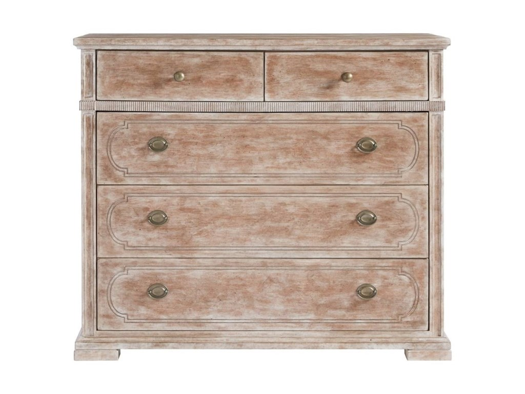 Stanley Furniture Juniper Dell Media Chest With Drop Front Drawer