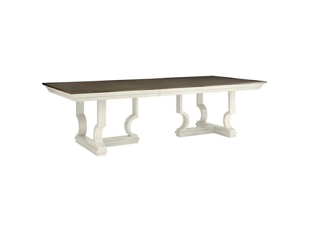 Stanley Furniture LatitudePedestal Dining Table